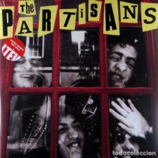 Discos de vinilo: THE PARTISANS ?– THE PARTISANS VINYL, LP, COMPILATION, RED, GATEFOLD. Lote 210335683