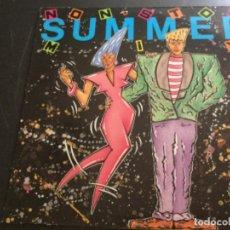 Discos de vinilo: SUMMER MIX - NON STOP. Lote 210336280