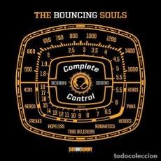 Discos de vinilo: THE BOUNCING SOULS – COMPLETE CONTROL RECORDING SESSIONS VINILO DIEZ PULGADAS. Lote 210337102