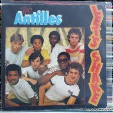 """Discos de vinilo: THE ANTILLES - LET'S SHAKE (7"""", SINGLE) (ICE) 02.3235/2 (D:NM). Lote 210337802"""