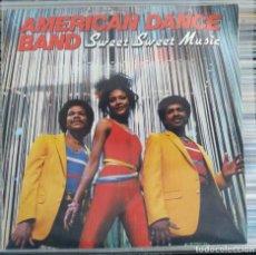 "Discos de vinilo: AMERICAN DANCE BAND - SWEET SWEET MUSIC (7"", PROMO) (YOYO RECORDS) 02.3720/4 (D:NM). Lote 210338041"