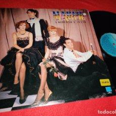 Disques de vinyle: MARFIL A ROBERTO Y JULIO LP 1983 BELTER MEDLEY. Lote 210338875
