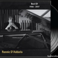 Discos de vinilo: LP RONNIE D'ADDARIO ‎– BEST OF 1986-2017 - YOU ARE THE COSMOS YATC37 - PRECINTADO / NUEVO. Lote 210338962