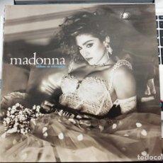 Discos de vinilo: MADONNA - LIKE A VIRGIN (LP, ALBUM) 1984. SELLO:SIRE CAT. Nº: 925 157-1. COMO NUEVO. Lote 210339812