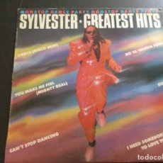 Discos de vinilo: SYLVESTRE - GREATEST HITS. Lote 210339861