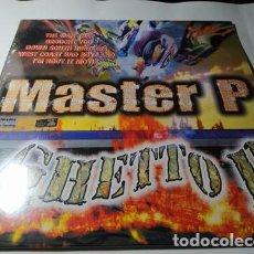 Discos de vinilo: LP - MASTER P – GHETTO D - B0026977-01 - 2LP - ¡¡ NUEVO !!. Lote 210340422