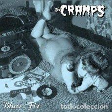 Discos de vinilo: THE CRAMPS – BLUES FIX VINYL, 10 PULGADAS, 45 RPM, EP. Lote 210343592