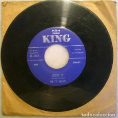 Discos de vinilo: THE 5 ROYALES. SAY IT/ MESSIN' UP. KING, USA 1957 SINGLE. Lote 210350885