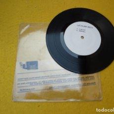 """Discos de vinilo: 7"""" TRESESTRELLAS / LATIN AND GREEK – SIN TITULO / HAMTARD - AARECORDS AA#02 - EP (EX-/EX-) Ç. Lote 210352448"""