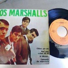 Discos de vinilo: LOS MARSHALLS-EP CHICO YE YE +3. Lote 210352757