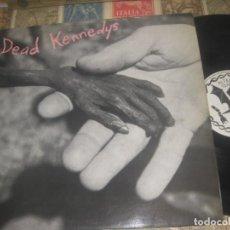 Discos de vinilo: DEAD KENNEDYS - PLASTIC SURGERY DISASTERS - ( 1982 STATIK ) OG ESPAÑOLA LEA DESCRIPCION. Lote 210363181