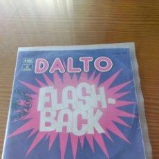 Discos de vinilo: DISCO VINILO SINGLE DALTO. Lote 210369432