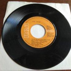 Discos de vinilo: LOU REED - WALK ON THE WILD SIDE / PERFECT DAY - EDICION ESPAÑOLA - RCA 1973. Lote 210373705