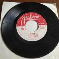 Discos de vinilo: LED ZEPPELIN -SG- ROCK AND ROLL - CUATRO CAÑAS / ATLANTIC HISPAVOX 1972-ESPAÑA-. Lote 210376645