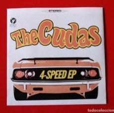 Discos de vinilo: EP, THE CUDAS, 4 SPEED EP. Lote 210378912