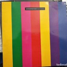 Discos de vinilo: PET SHOP BOYS - INTROSPECTIVE (LP, ALBUM) SELLO:PARLOPHONE, PARLOPHONE CAT. Nº: PCS 7325, 79 0868 1. Lote 210379415