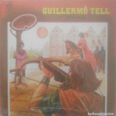 Discos de vinilo: LP GUILLERMO TELL.DOBLON-54.9062.1980.. Lote 210379857