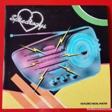 Discos de vinilo: LP THE SPEEDWAYS, RADIO SOUNDS. Lote 210380260