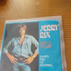 Discos de vinilo: DISCO VINILO SINGLE JERRY RIX. Lote 210381263