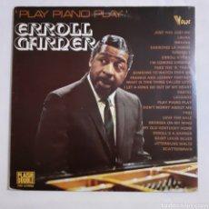 Discos de vinilo: ERROLL GARNER. PLAY PIANO PLAY. 2LP GATEFOLD. FRANCIA 1974. VG 304 400028.. Lote 210381957