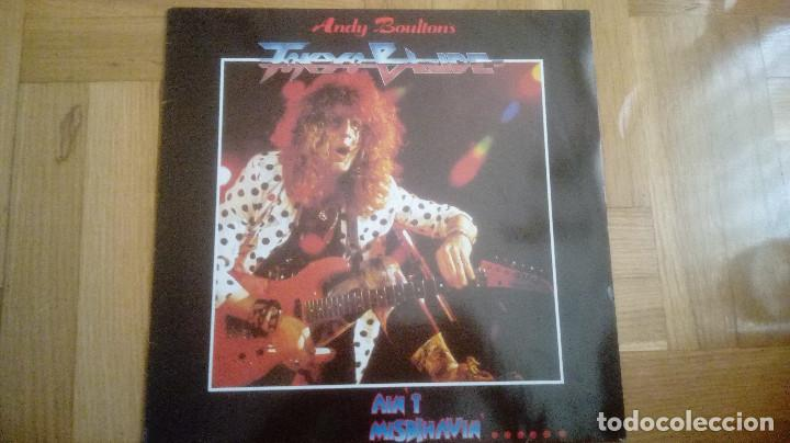 TOKYO BLADE – AIN'T MISBEHAVIN'. 1987. LP (Música - Discos de Vinilo - EPs - Heavy - Metal)