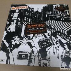 Discos de vinilo: MONYAKA (MAXI) GOH DE YAKA (2 TRACKS) AÑO 1983. Lote 210389207