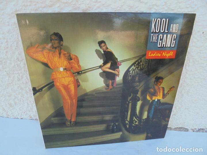 KOOL AND THE GANG. LADIES´ NIGHT. LP VINILO. DELITE RECORDS 1979. (Música - Discos - LP Vinilo - Jazz, Jazz-Rock, Blues y R&B)
