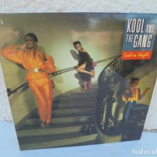 Discos de vinilo: KOOL AND THE GANG. LADIES´ NIGHT. LP VINILO. DELITE RECORDS 1979.. Lote 210391552