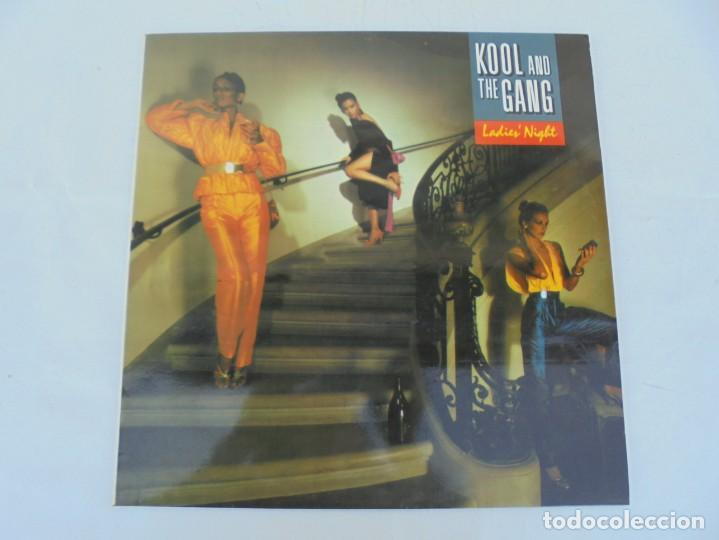Discos de vinilo: KOOL AND THE GANG. LADIES´ NIGHT. LP VINILO. DELITE RECORDS 1979. - Foto 2 - 210391552