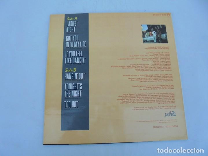 Discos de vinilo: KOOL AND THE GANG. LADIES´ NIGHT. LP VINILO. DELITE RECORDS 1979. - Foto 9 - 210391552