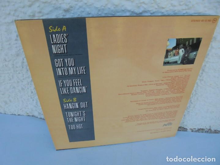 Discos de vinilo: KOOL AND THE GANG. LADIES´ NIGHT. LP VINILO. DELITE RECORDS 1979. - Foto 10 - 210391552