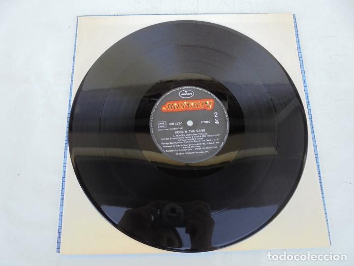 Discos de vinilo: KOOL & THE GANG. PEACEMAKER. LP VINILO. POLYGRAM 1987. - Foto 3 - 210391770