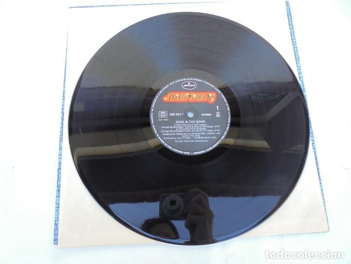 Discos de vinilo: KOOL & THE GANG. PEACEMAKER. LP VINILO. POLYGRAM 1987. - Foto 5 - 210391770