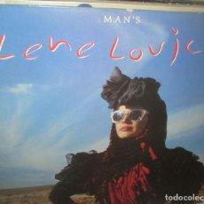 Discos de vinilo: LENE LOVICH - MAN´S LAND - LP. Lote 210392107