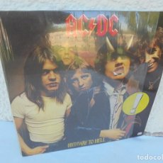 Discos de vinilo: AC/DC. HIGWAY TO HELL. LP VINILO. ATLANTIC RECORD. 1979.. Lote 210392255