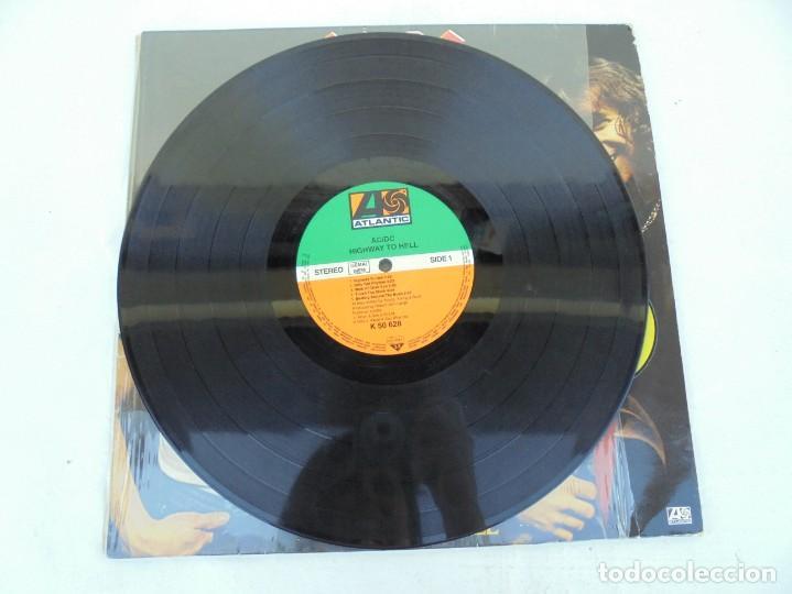Discos de vinilo: AC/DC. HIGWAY TO HELL. LP VINILO. ATLANTIC RECORD. 1979. - Foto 3 - 210392255