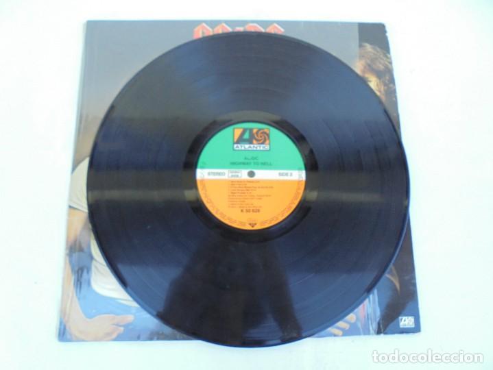Discos de vinilo: AC/DC. HIGWAY TO HELL. LP VINILO. ATLANTIC RECORD. 1979. - Foto 5 - 210392255