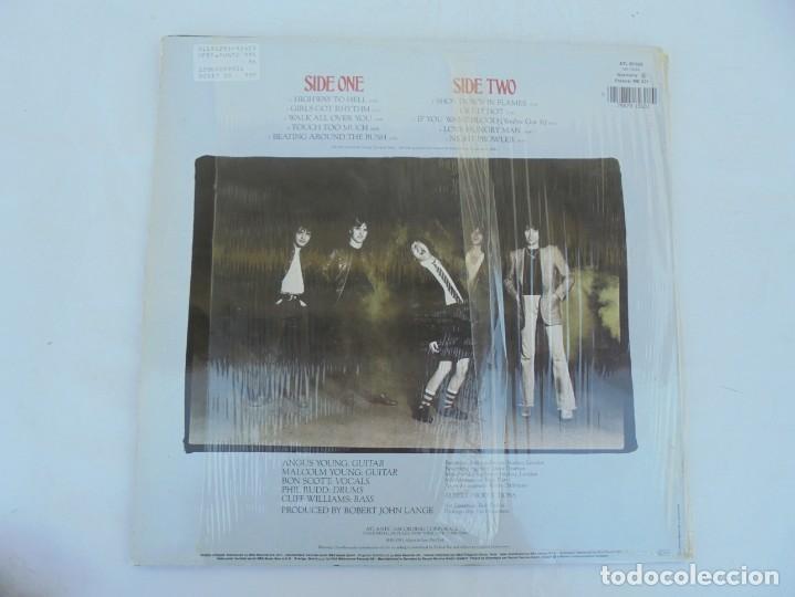Discos de vinilo: AC/DC. HIGWAY TO HELL. LP VINILO. ATLANTIC RECORD. 1979. - Foto 9 - 210392255