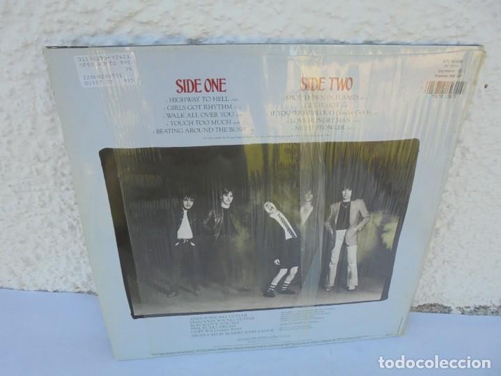 Discos de vinilo: AC/DC. HIGWAY TO HELL. LP VINILO. ATLANTIC RECORD. 1979. - Foto 10 - 210392255