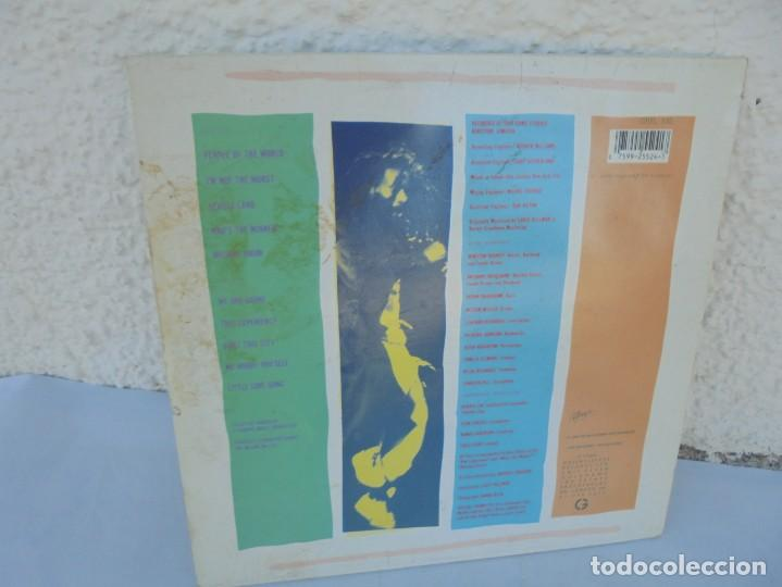 Discos de vinilo: BURNING SPEAR. PEOPLE OF THE WORLD. LP VINILO. GREENSLEEVES RECORDS. 1986 - Foto 9 - 210392652