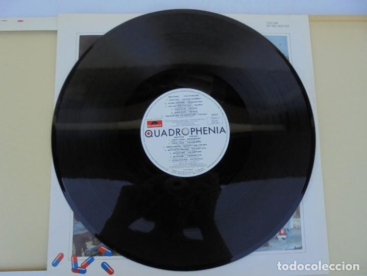 Discos de vinilo: QUADROPHENIA. MUSIC FROM THE SOUNDTRACK OF THE WHO FILM. 2 LP VINILO. POLYDOR 1979. - Foto 5 - 210393101
