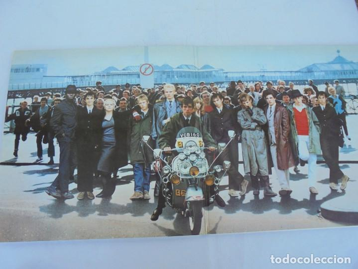 Discos de vinilo: QUADROPHENIA. MUSIC FROM THE SOUNDTRACK OF THE WHO FILM. 2 LP VINILO. POLYDOR 1979. - Foto 8 - 210393101