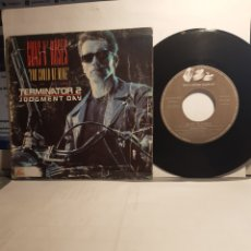 """Discos de vinilo: FINS N'ROSES-YOU COULD BE MINE""""FROM TERMINATOR 2-JUDGEMENT DAY. Lote 210397355"""