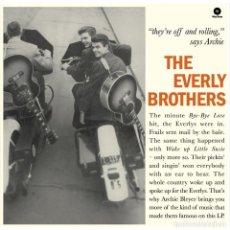 Discos de vinilo: THE EVERLY BROTHERS *LP HD VIRGIN VINYL 180G * LTD SU PRIMER ÁLBUM + 4 BONUS PRECINTADO!!. Lote 210397375