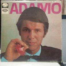 Discos de vinilo: ** ADAMO - LE NEÓN / UNE LARME AUX NUAGES + 2 - EP AÑO 1967 - MUESTRA PROMOCIÓN - LEER DESCRIPCIÓN. Lote 210408040