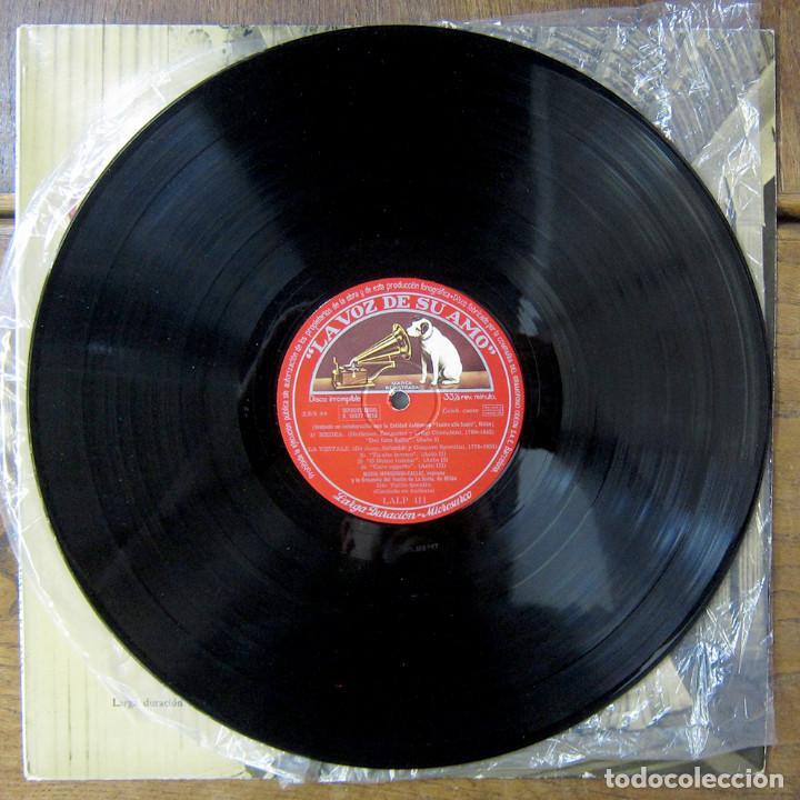 Discos de vinilo: MARIA CALLAS EN LA SCALA - 1958 - MEDEA, LA VESTALE, I PURITANI, LA SONNAMBULA - OPERA, EXTRACTOS - Foto 3 - 210412471
