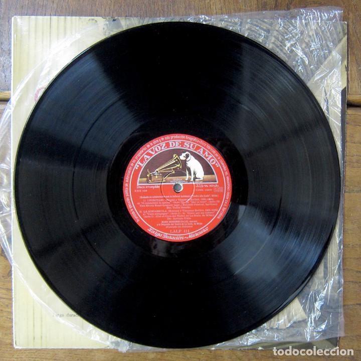 Discos de vinilo: MARIA CALLAS EN LA SCALA - 1958 - MEDEA, LA VESTALE, I PURITANI, LA SONNAMBULA - OPERA, EXTRACTOS - Foto 4 - 210412471