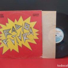 Discos de vinil: DISCO VINILO LP RECOPILATORIO DE RADIO FUTURA. Lote 210413632
