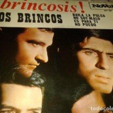 Discos de vinilo: LOS BRINCOS BRINCOSIS. Lote 210414556