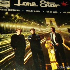 Discos de vinilo: LONE STAR. Lote 210414926